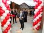 Otvaranje novog školskog objekta 2012