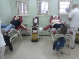 Poseta Zavodu za transfuziju
