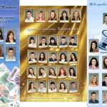 Maturanti Medicinske škole Hipokrat i Srednje škole Sveti Nikola – generacija 2013/14