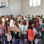 Prijem učenika prvih razreda, školska godina 2014/15