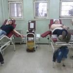 Poseta Zavodu za transfuziju krvi
