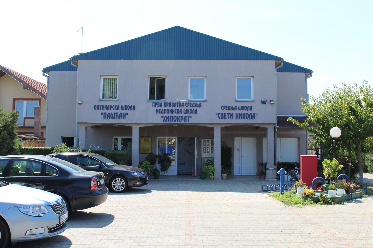 Medicinska škola Hipokrat.01